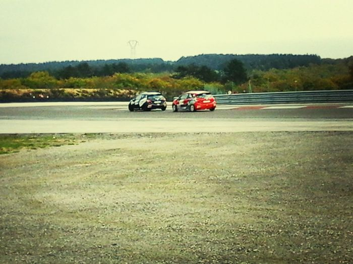 Rencontre Peugeot sport Circuit