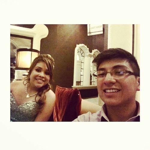Selfie con la Quinceañera! ? AlesBDay