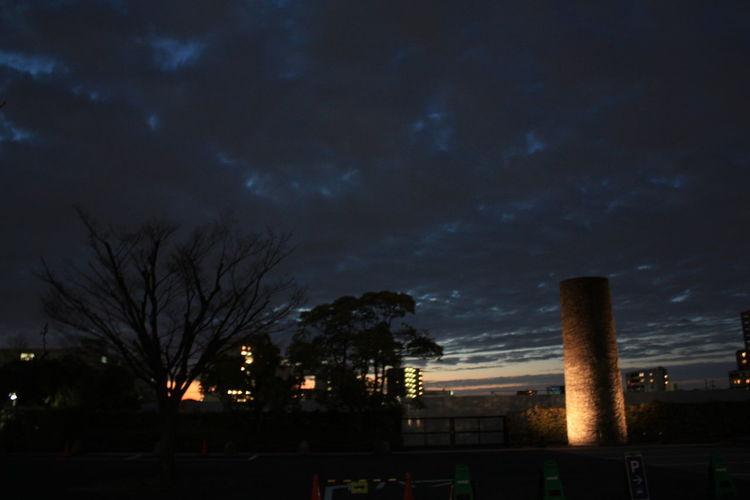 Japan 17 Day trip Osaka.Kyoto.Nara.Universal.Iga-ueno.なばなの里.Nagoya.Inuyama.サツキとメイの家 Chimney Cityscapes Dusk Nagoya Night Noritake Garden Outdoors