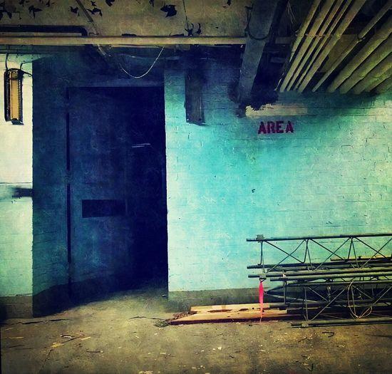 Beautiful Decay Blue Doorway Obsessive Edits