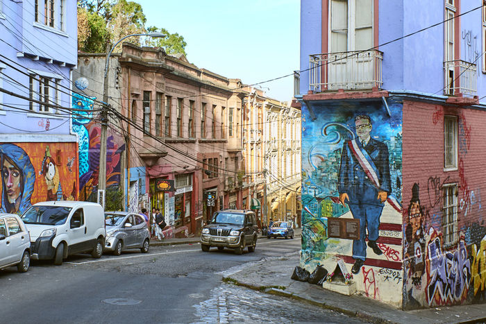 Salvador Allende murales, Almirante Montt, Valparaiso, Chile 1973 Chile Democracy Memories Place Politics President Salvador Sign Valparaiso, Chile Allende Built Structure City History Murales Outdoors Politics And Government Salvado Allende Street Art Streetphotography Urban Urban Landscape