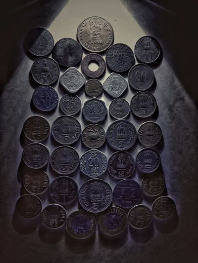 My Coin Collection Coin Coincollection AR28 Photography Old EyeEm Best Shots EyeEmNewHere Photooftheday Photographer Eyemphotography Eye4photography  India History EyeEm Blackandwhite EyeEm Gallery EyeEm Selects Photo Picoftheday Coins Stack Shiny Close-up
