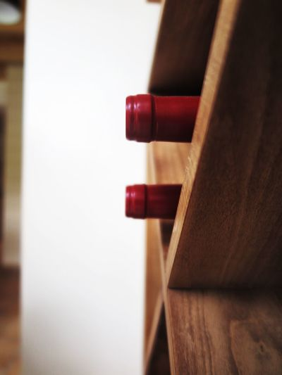 Bottes Bottle Cap Bottle Neck Bottleneck Close-up Day Indoors  Interior Interior Design Kichen Low Angle View No People Red Still Life Wine Wine Bottle Wine Shelf Winery Wood - Material