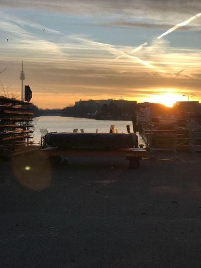 Nürnberg Sunset