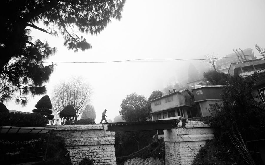 Lost In The Landscape Darjeeling India Travel Rail Lines