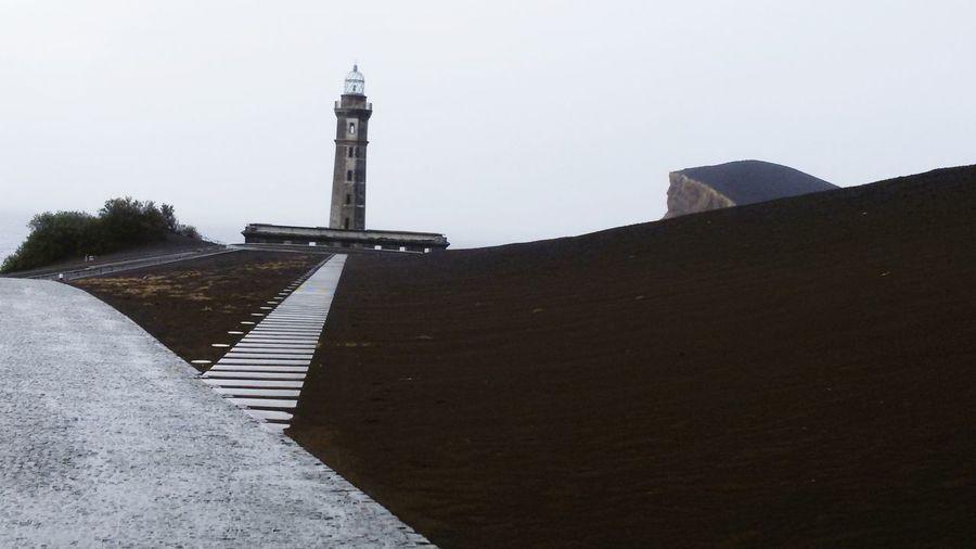Farol dos Capelinhos Faial Island Açores - Portugal