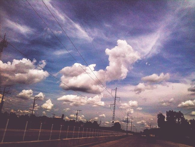 Clouds And Sky Traveling Street Photography Afternoon