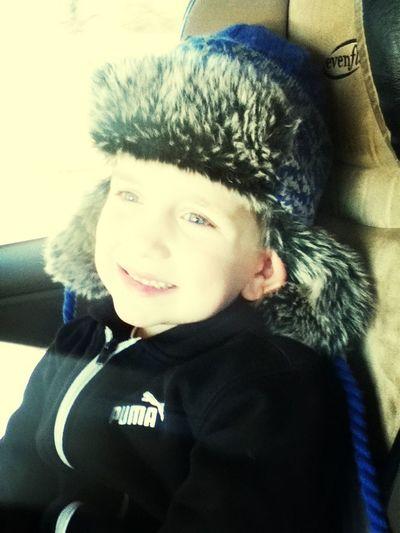 He is too cute!