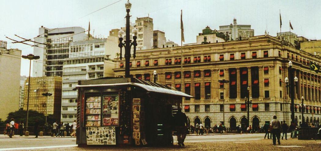 Sao Paulo - Brazil Sampa Streetphotography Street Ruas Das Cidades Rua Analogic Camera Pentax K1000 35mm Film Filmisnotdead