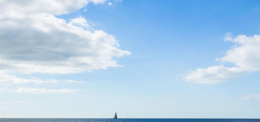 Still Life Like A Painting Sea Boat Blue Sky Canon650d Enjoying The View OpenEdit Beach Beautiful