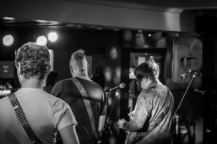 The Bophins Live Music Gig Love Live Music EyeEm Best Shots - Black + White