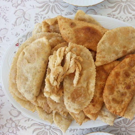 Afiyet olsun... Tatar çibörek şubörek