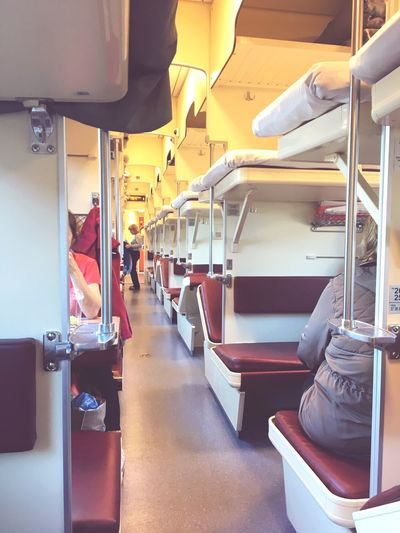 Transportation Vehicle Interior Mode Of Transport Public Transportation Train - Vehicle Travel Passenger Train Journey Train Interior Sitting Indoors  Real People Commuter Men Day Subway Train Commuter Train People