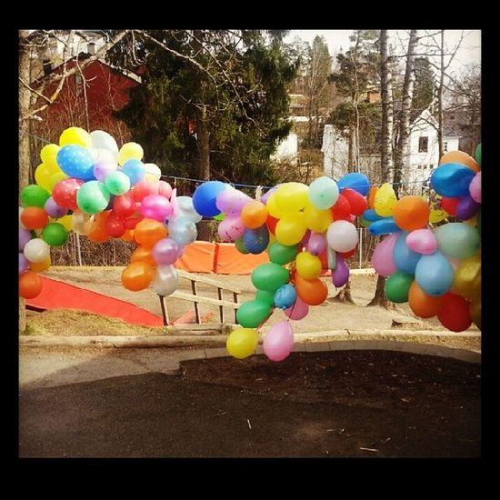 Aprilfoolsday April Fools Sunny Balloon