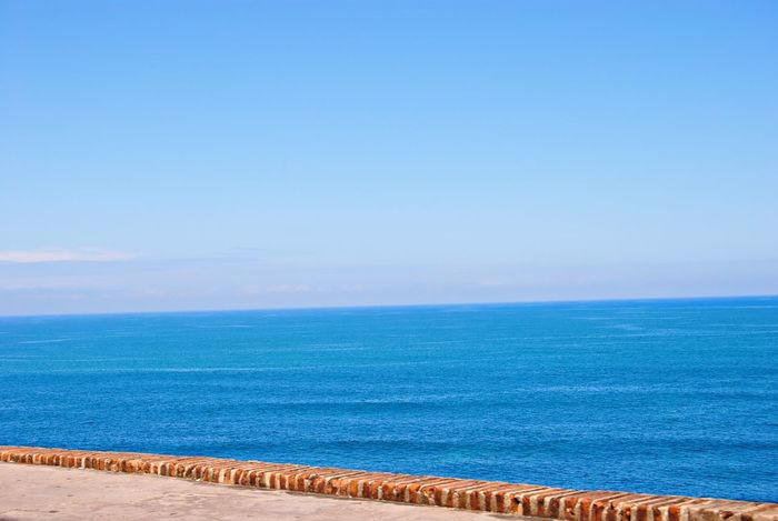 Sea Water Nature Blue Tranquil Scene Outdoors Beauty In Nature Horizon Over Water Scenics Tranquility Copy Space Day Beach Idyllic No People Sky Travel Water Surface Summer Shore