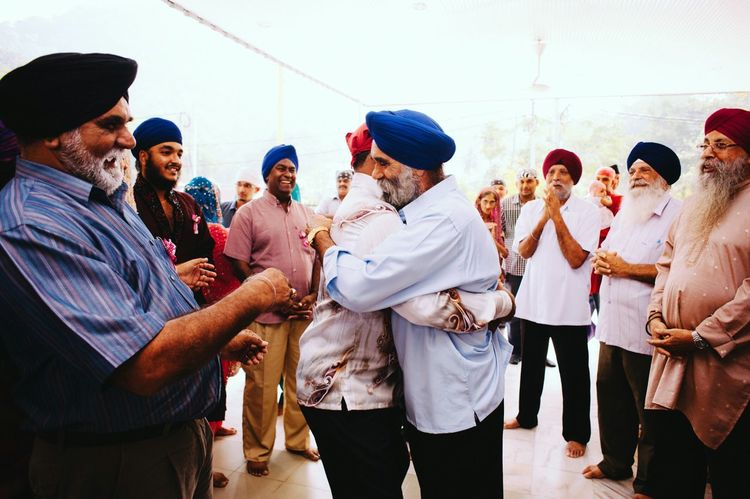 What I Value is when broken relationship made amend. Collected Community Sikh Temple Love Without Boundaries The Photojournalist - 2016 EyeEm Awards