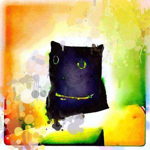Paintball Tuddy. NEM Painterly Mob Fiction Ultra Color
