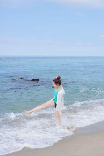 Adventure Club 경포대 해수욕장 Beach Day