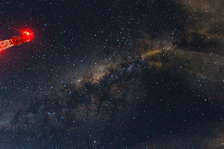 EyeEm Nature Lover Astrophotography Under The Milky Way The Milky Way