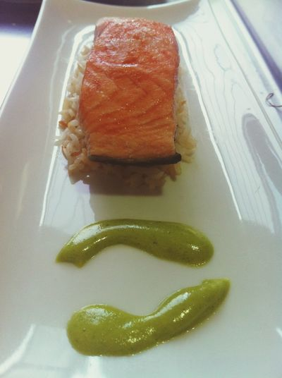 Tasty Dishes Cheflife Being Creative Salmon