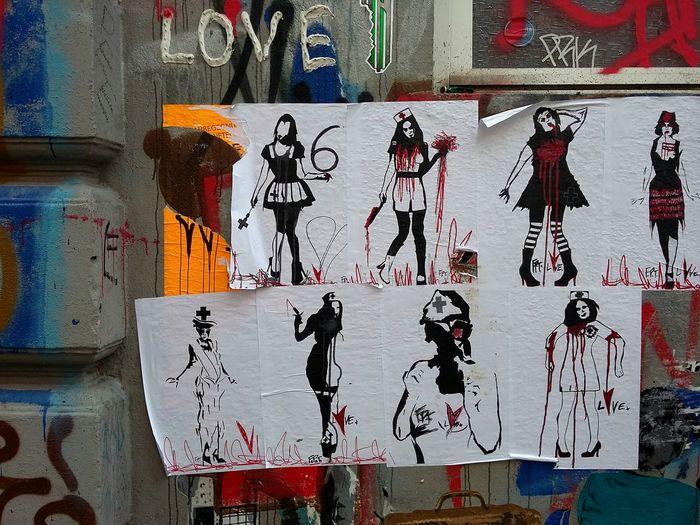 Hamburg Streetart. · Germany 040 Hamburgmeineperle Street Art Streetart/graffiti Art? Colors Close Wall On A Wall Urban Landscape Urban Design Urban Exploration Streetphotography