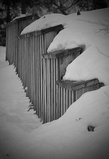 Snow Steps Cold Temperature Winter Snow No People Frozen Day Outdoors Close-up