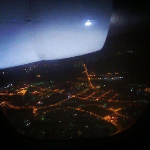 Это была долгая дорога...) самолет Спб СанктПетербург посадка spbnewyeartrip