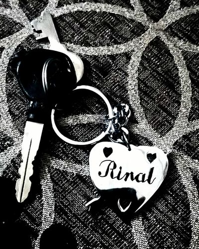 Keychain With Name Of MyLove❤ KeyChainPhotography