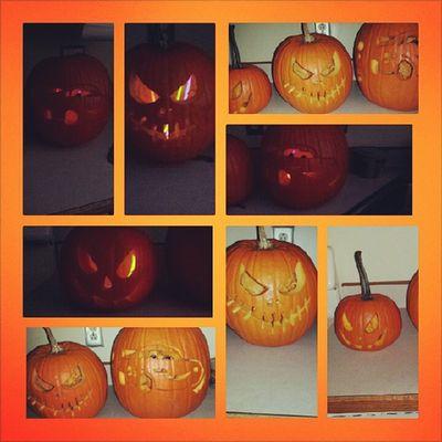 Pumpkins Carving 2013 Halloween jazzyfresh sora shanekino done lightningmcqueen