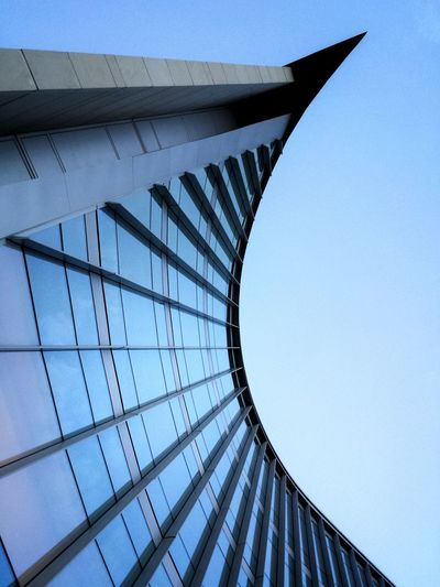 IU Health Neuroscience Center, Indianapolis. Architecture Photography Architecture Architecture_collection Architecturelovers Architectureporn Architectural Feature Architecturephotography ARCHITECT Architectural Architectural Photography Architects Architectures Lines And Shapes Structure Structures & Lines Lookingup Lookup Lookupclub