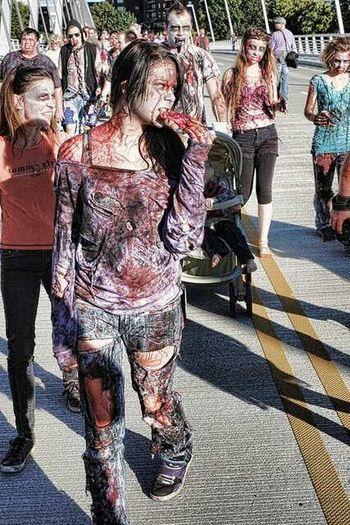 Zombie Fuji X-e1