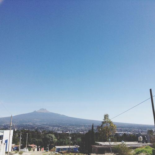 Tlaxcala, México. Tlaxcala Mexico Mountain