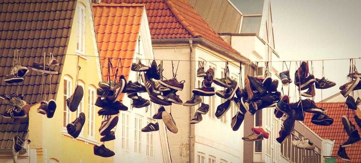 Hanging Drying