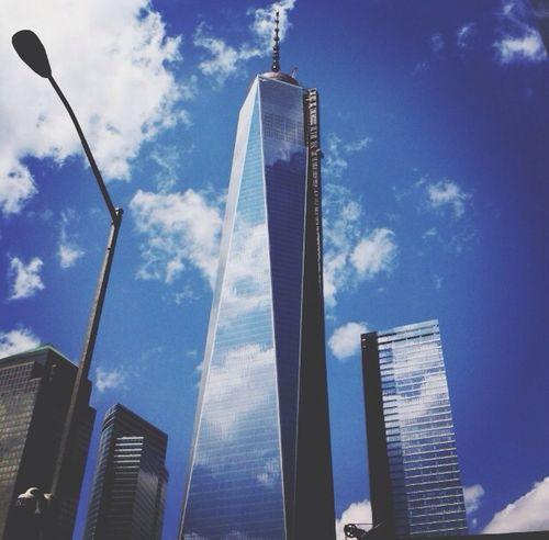 Freedom Freedomtower NYC