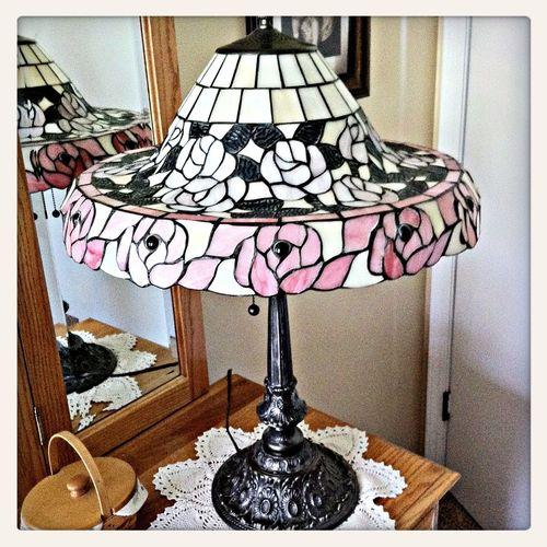 Tiffany Lamp Lamp Decor Vintage