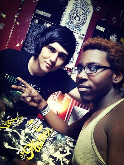 Me And Xander