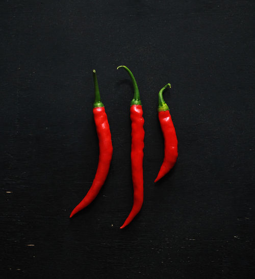 Ricapedis.. Food Photography Red Hot Chili Peppers