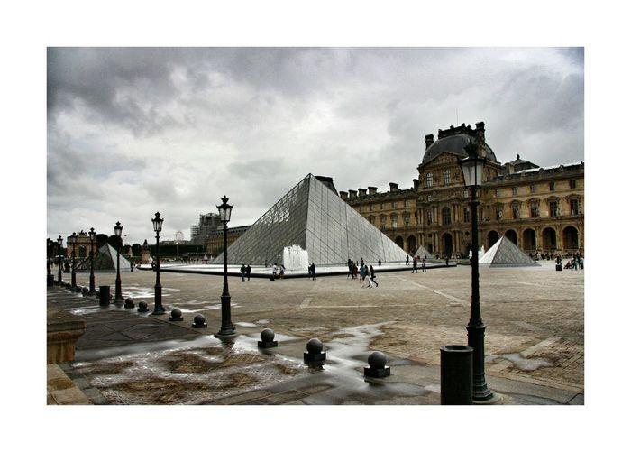 Paris, France  Museos Louvre Paris