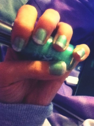 Doing Nails