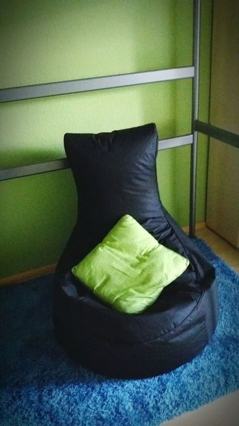 My Favorite Place Indoors  Green Color Modern