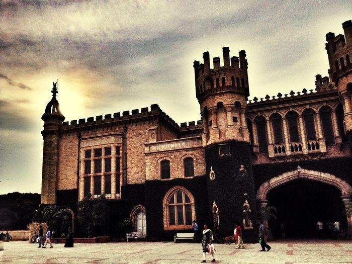 Banglore Palace Bangalore IPhoneography Snapseed EyeEm India kinda reminds me of disney