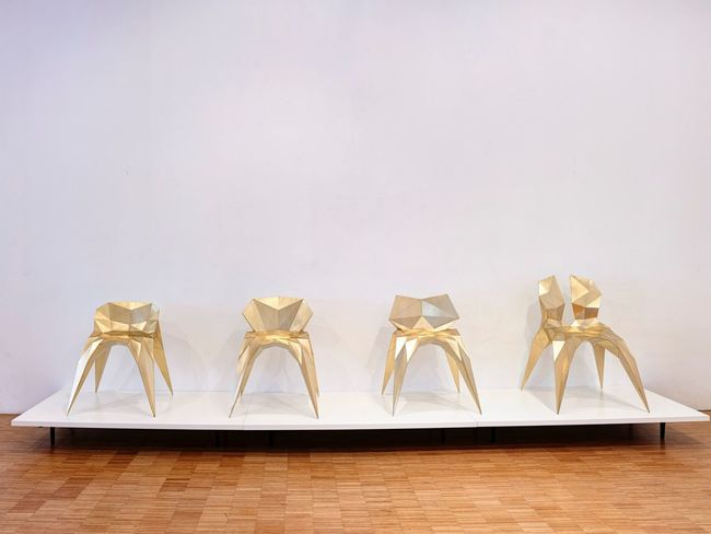 Brass Collection, by Zhang Zhoujie Contemporary Design Handmade