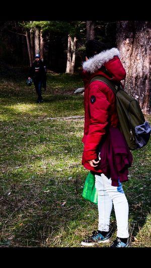 Outdoors People First Eyeem Photo Nike Napapijiri Love Family Travel Pick Full Length Grass Nature Mountain Gopro