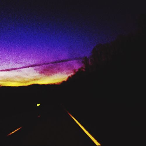Sunrise Roadtrip