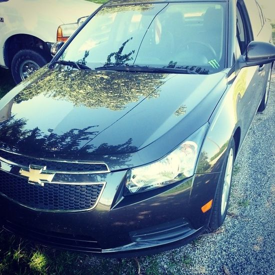 Love my car. Chevrolet Cruze TurboDeisel Americanmade