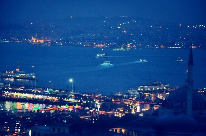Bosphorus Nightlife Eye4photography  EyeEmbestshots