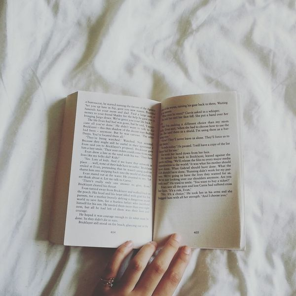 Books Love To Read Panic Jeff Abbott First Eyeem Photo