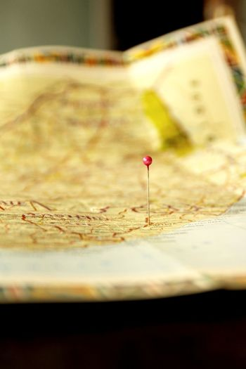 Orientation Chart Africa EyeEm Selects Wanderlust Map Travel Tourism Close-up Cartography Topography Straight Pin Navigational Compass Sewing Item Globe Sewing Needle World Map