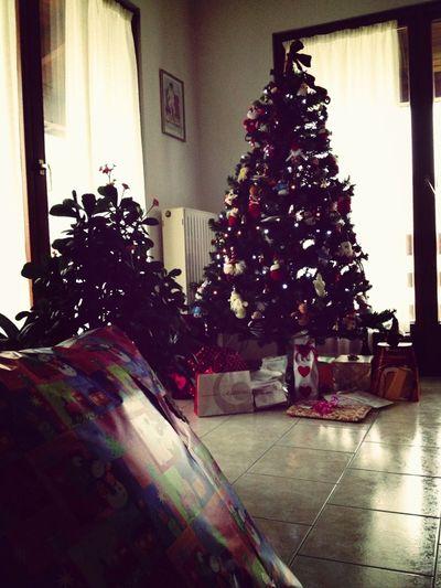 Tempo di regali! - parte prima @home