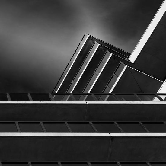 Architectural Feature Architecture Building Building Exterior Built Structure Lines Modern No People Repetition The Architect - 20I6 EyeEm Awards Market Reviewers' Top Picks